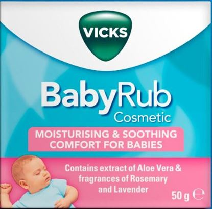 Picture of VICKS BABY RUB