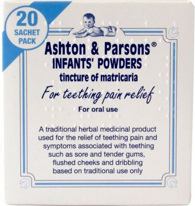Picture of ASHTON & PARSONS POWDERS 20 SACHETS