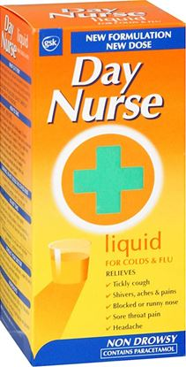 Picture of DAY NURSE LIQUID 240mls