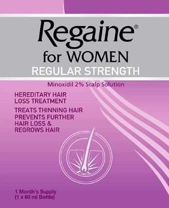 Picture of REGAINE FOR WOMEN 60ML