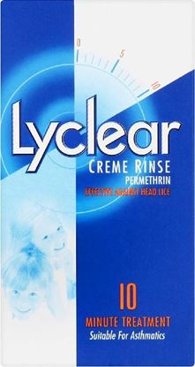 Picture of LYCLEAR CREME RINSE- 59ML