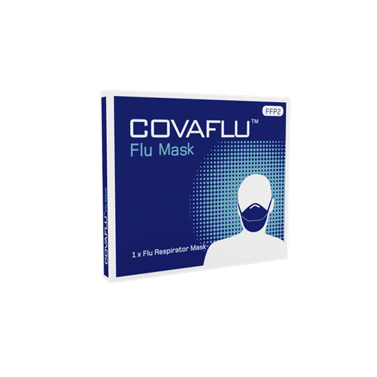 Picture of CovaFlu FFP2 face mask pack of 10