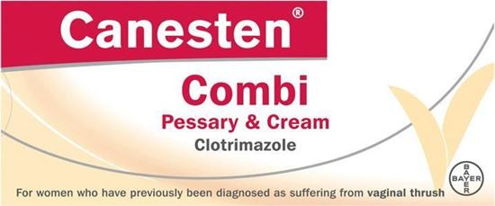 Picture of CANESTEN COMBI CREAM/PESSARY 10G