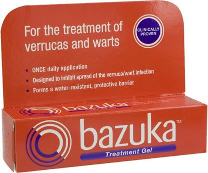 Picture of BAZUKA TREATMENT GEL 6G