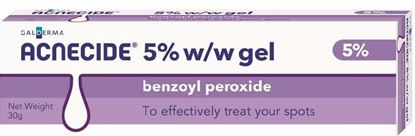 Picture of ACNECIDE GEL 5% W/W BP GEL 30G