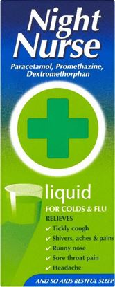 Picture of NIGHT NURSE COLD REMEDY