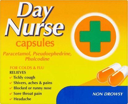 Picture of DAY NURSE CAP 20 CAPSULES