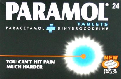 Picture of PARAMOL TABLETS [EASY TO SWALLOW] 24 TABLETS