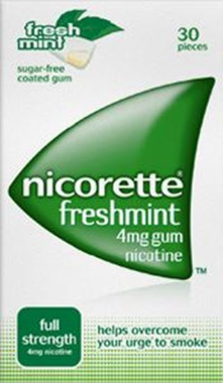 Picture of NICORETTE FRESHMINT GUM 2MG