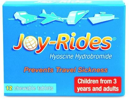Picture of JOY RIDES -12 TABLETS