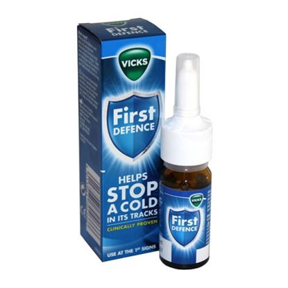 Picture of VICKS FIRST DEFENCE NASAL SPRAY