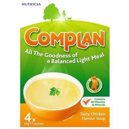 Picture of COMPLAN CHICKEN 4X55G