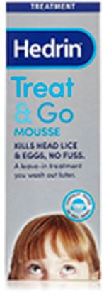 Picture of HEDRIN TREAT & GO MOUSSE 100mls