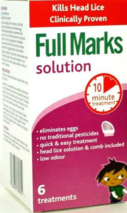 Picture of FULL MARKS SOLUTION- 300MLS