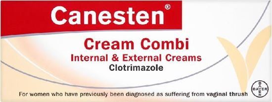 Picture of CANESTEN CREAM COMBI