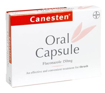 Picture of CANESTEN ORAL 150MG