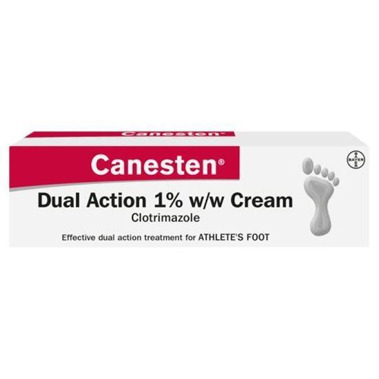 Picture of CANESTEN AF DUAL ACTION 1% W/W CREAM 15G