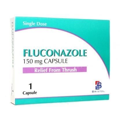 Picture of FLUCONAZOLE 150MG CAPSULE