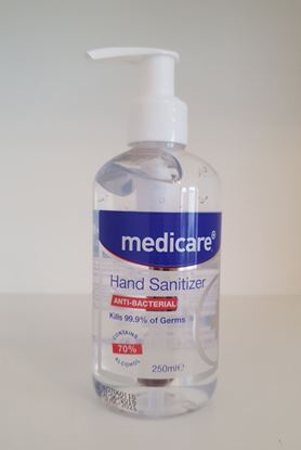 Picture of Antibacterial  Hand Sanitiser- 250ml